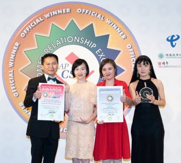 Winners of Customer Relationship Excellence Awards – APCSC | Asia